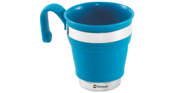 Outwell Collaps Drinkfles blauw